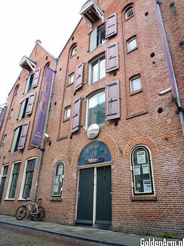De Golden Arm, later Club G.A.y in Groningen