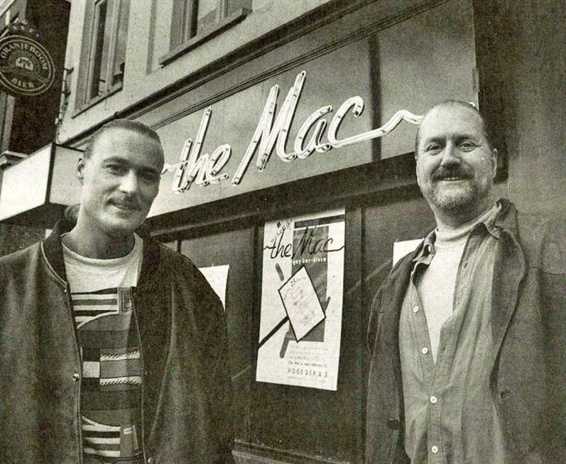 The Mac in Groningen