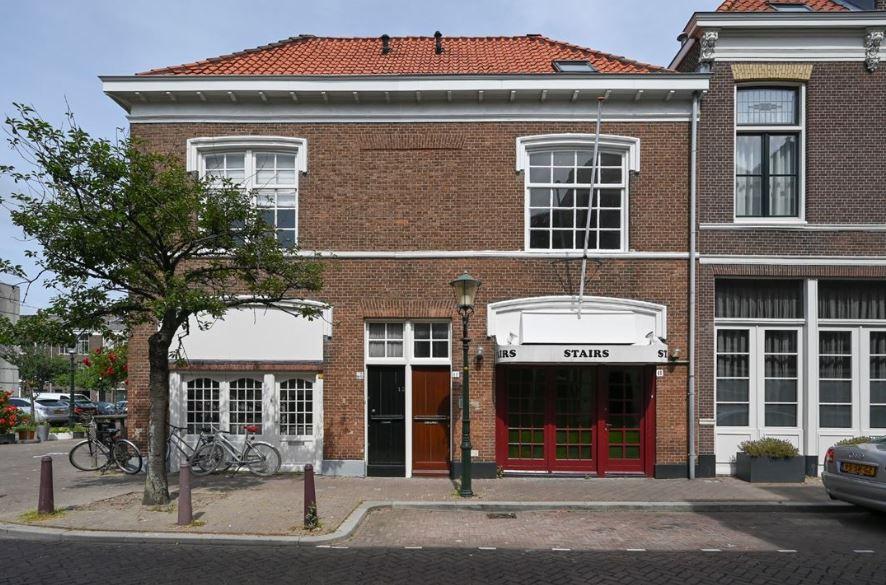 Homobar-dancing Stairs in Den Haag